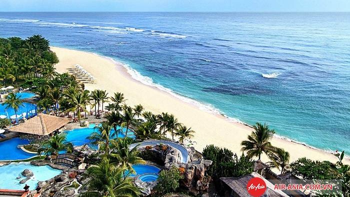 Bali là thiên đường nghỉ dưỡng với nhiều bãi biển hoang sơ, xinh đẹp