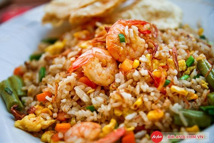 Nasi gareng - một món ăn truyền thống của người dân đảo Bali