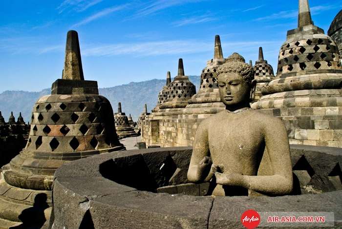 Kỳ quan Phật giáo Borobudur