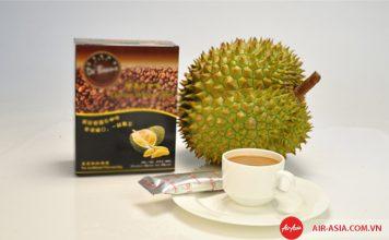 Cà phê sầu riêng của Malaysia