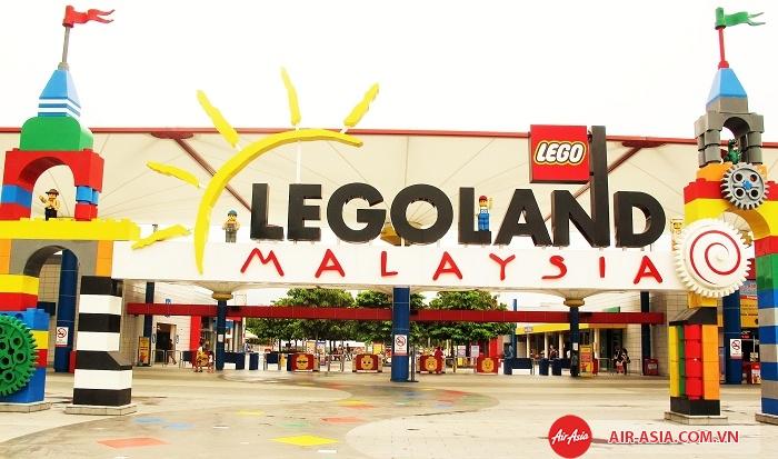 Công viên giải trí Legoland - Johor Bahru