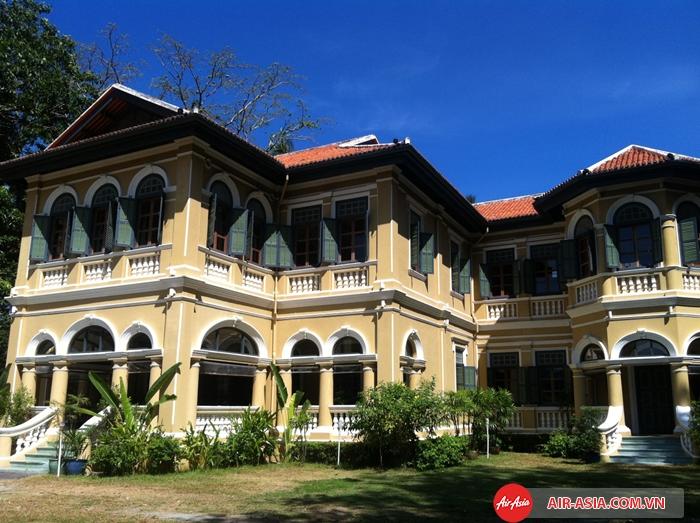 Biệt thự Phra Phitak Chyn Pracha