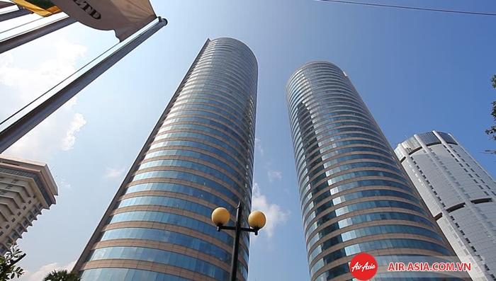 Tòa nhà WTC Colombo, biểu tượng của Colombo