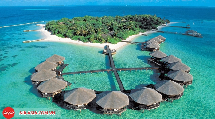 Du lịch thiên đường Maldives