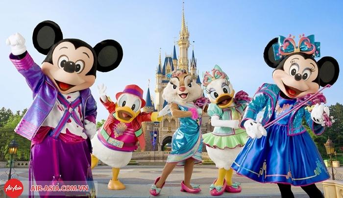 Toyko Disney Land
