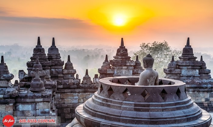 đền Borobudur