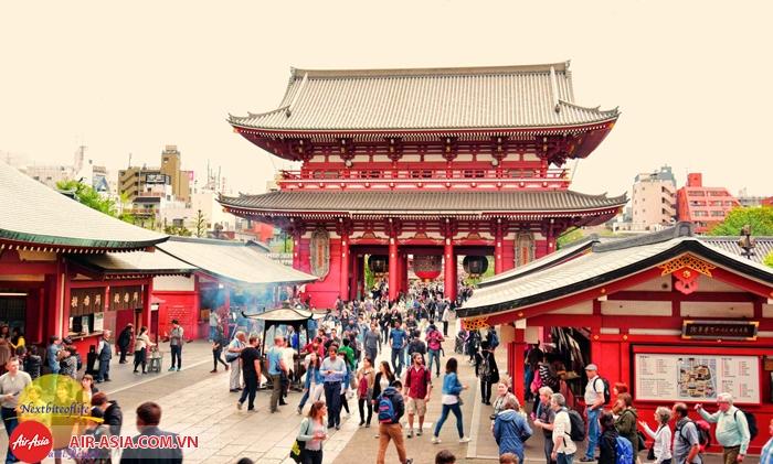 Đền Senso-ji