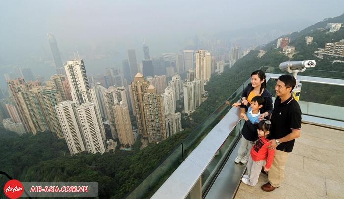 Đỉnh núi Victoria Hồng Kông
