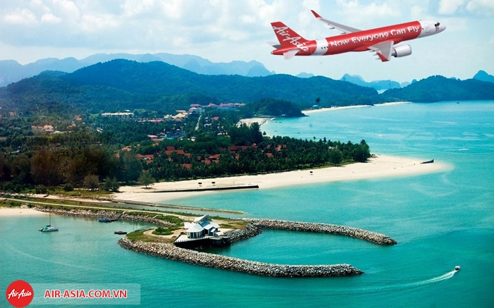 Air Asia mở đường bay thẳng TP HCM đến Penang