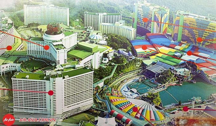 Khu nghỉ mát Genting Malaysia