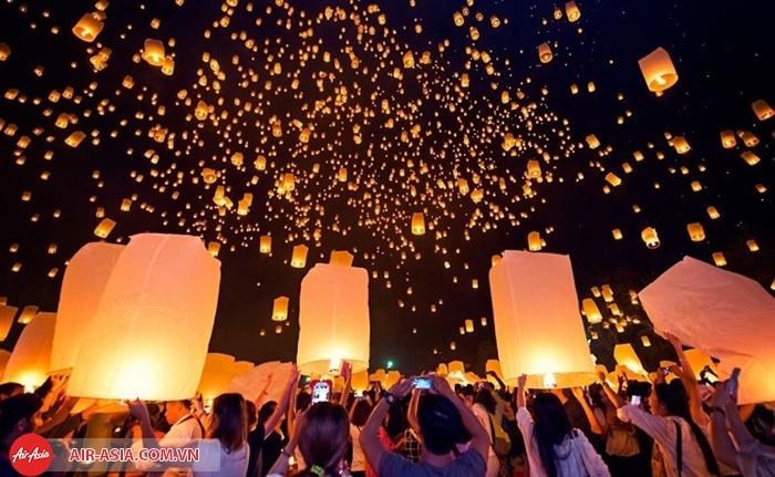 Lễ hội hoa đăng Loy Krathong