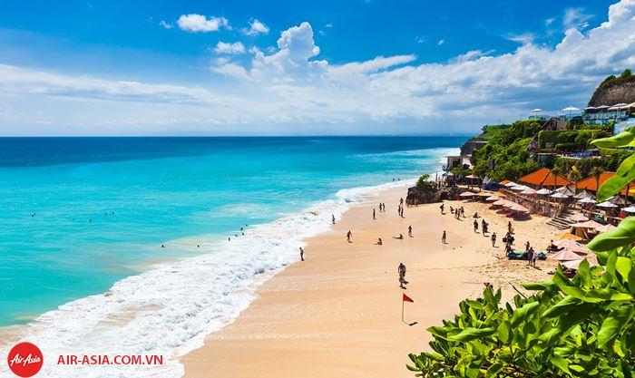Bãi biển xinh đẹp ở Bali