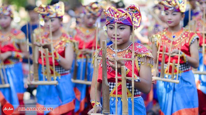 Lễ hội độc đáo ở Bali