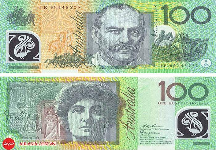 Đồng 100 đô Úc