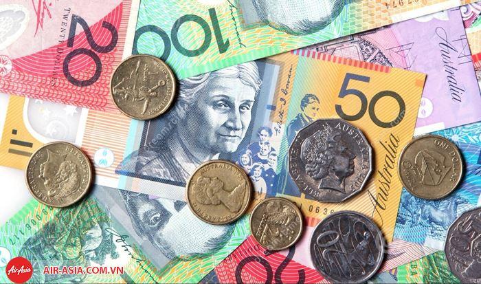 Tiền xu Úc