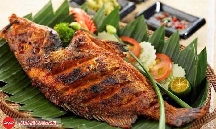 Món Ikan Bakar