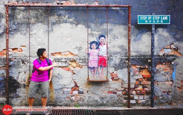 Mural Art Street
