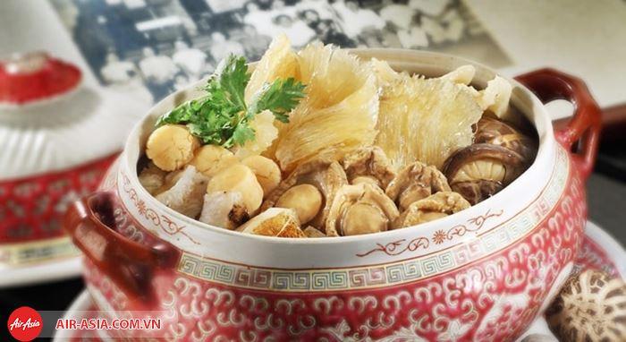 Món ngon nức tiếng về độ bổ dưỡng và tính chất công phu khi chế biến