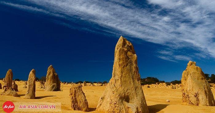 Công viên quốc gia của Úc rất nổi tiếng