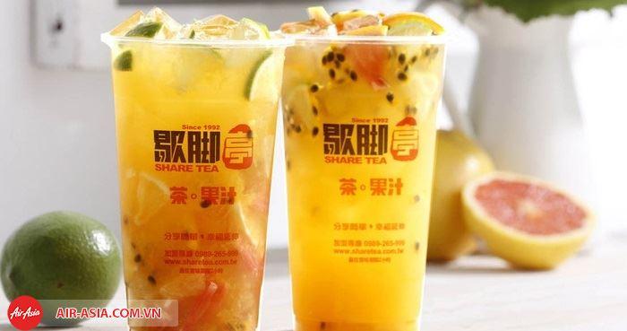 Trà sữa là món đồ uống của Đài Loan nay đã lan rộng ra nhiều quốc gia trên thế giới