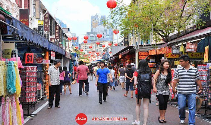 Người Singapore rất có ý thức trong bảo vệ môi trường