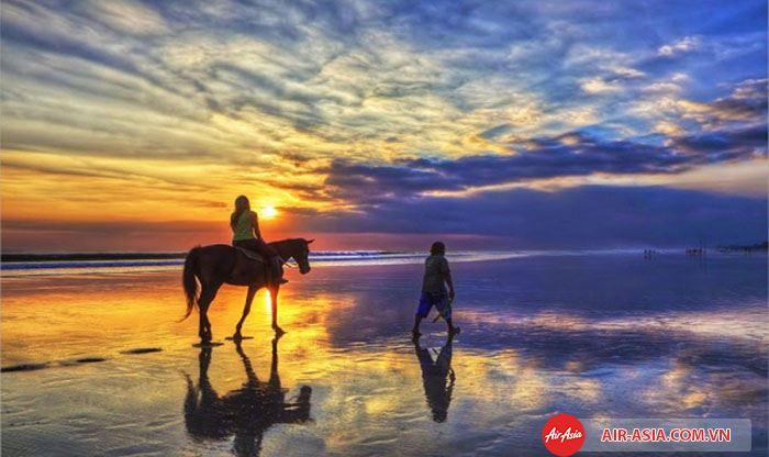 Sử dụng ngựa làm phương tiện di chuyển