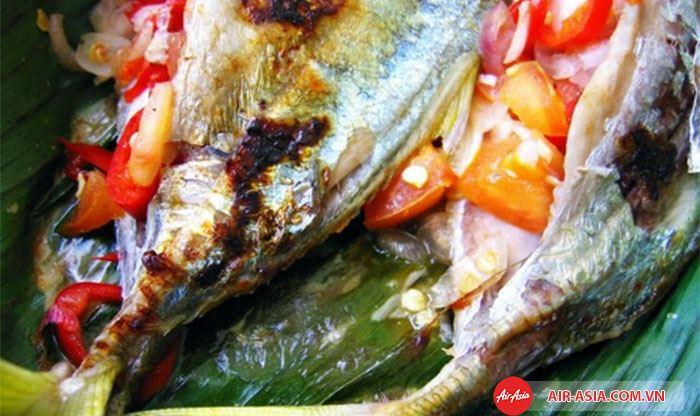 Món cá cay Indonesia thơm ngon