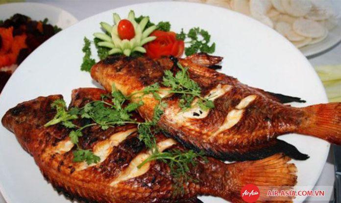 Hấp dẫn với món cá ướp cay đặc sản của Indonexia
