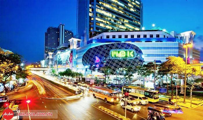 Trung tâm thương mại MBK siêu lớn