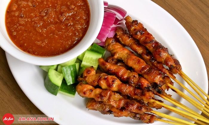 Món ngon Malaysia cần nếm thử