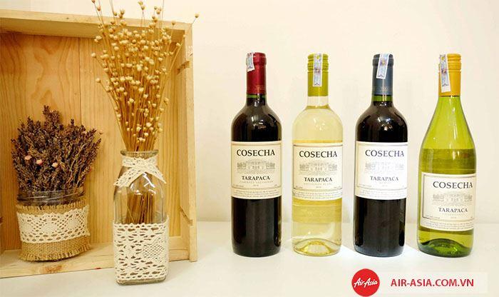 Rượu vang 1 gợi ý mua quà dành cho bạn bè