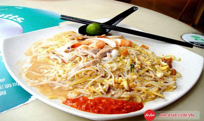 Món ngon giá rẻ tại Phuket-Thái Lan