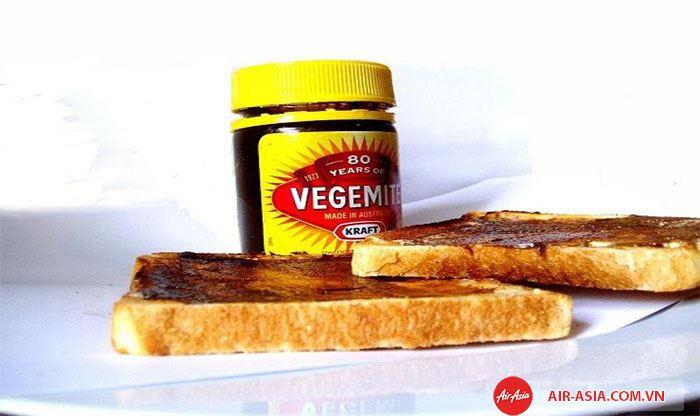 Bơ Vegenmite đặc sản của Úc