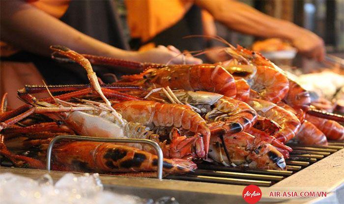 Ăn hải sản thả ga tại Phuket mà không lo giá