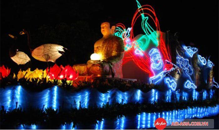Lễ hội Wesak của người Phật Giáo