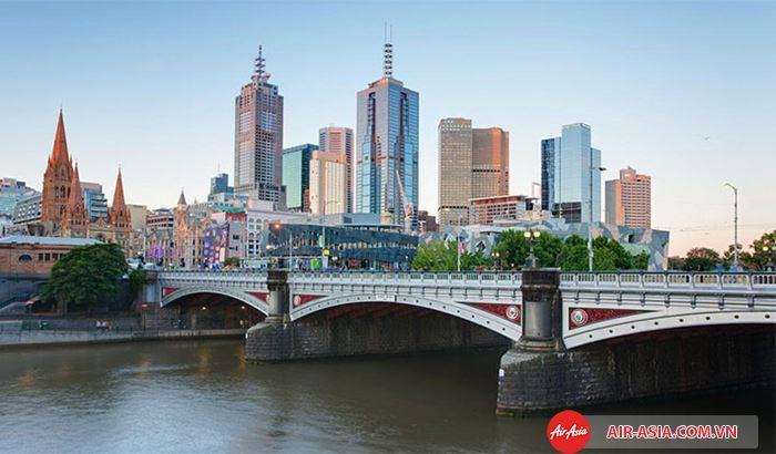 Melbourne - thủ đô của văn hóa và nghệ thuật