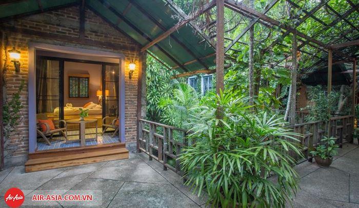 Bên trong Kao Mai Lanna Resort