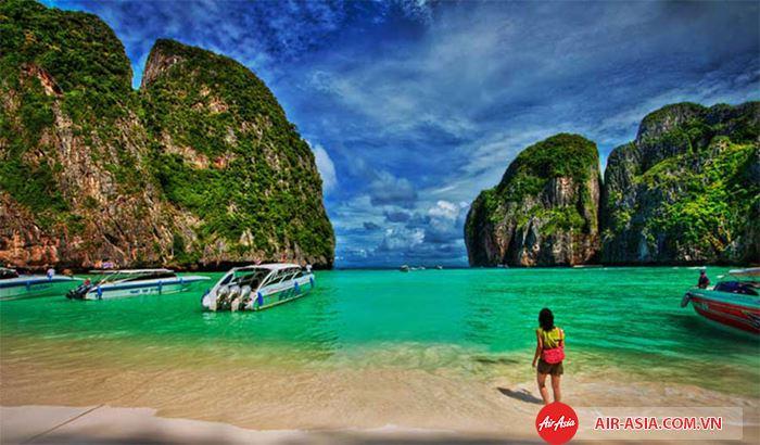 Ghé thăm những bãi biển tuyệt đẹp tại Thái LanGhé thăm những bãi biển tuyệt đẹp tại Thái Lan