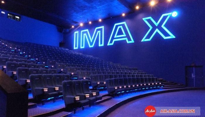 Nhà hát Imax vừa xem phim vừa nghe ca nhạc