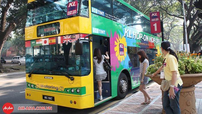 Phương tiện giao thông công cộng ở Malaysia