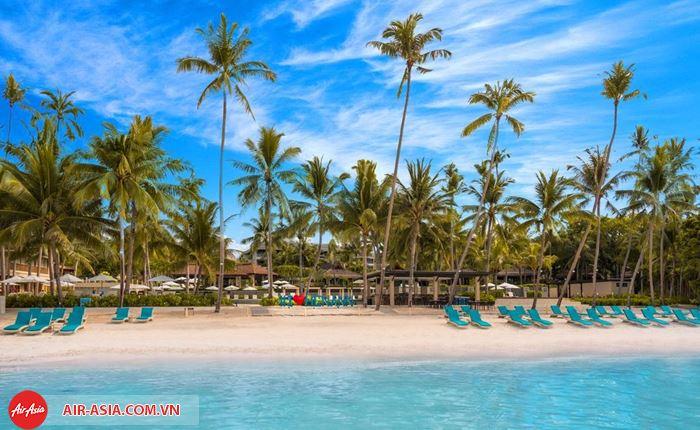 Nhiều khu nghỉ dưỡng tại Boracay