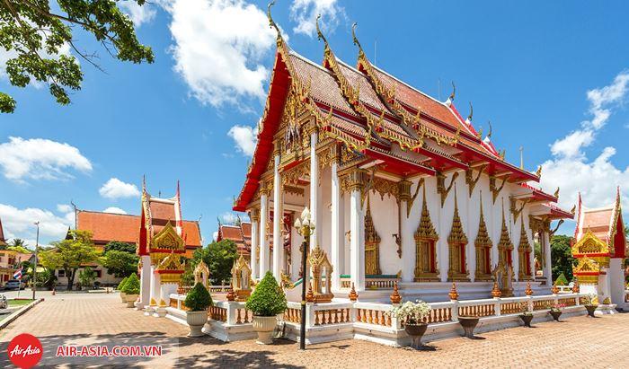 Thăm chùa Chalong Phuket