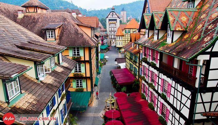 Vẻ đẹp làng Colmar
