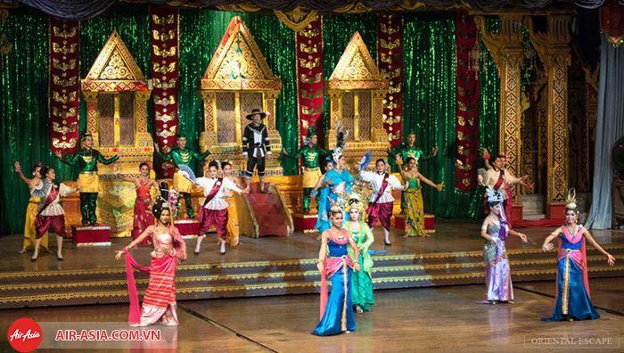 Trải nghiệm nền văn hóa đặc sắc ở Thái Lan