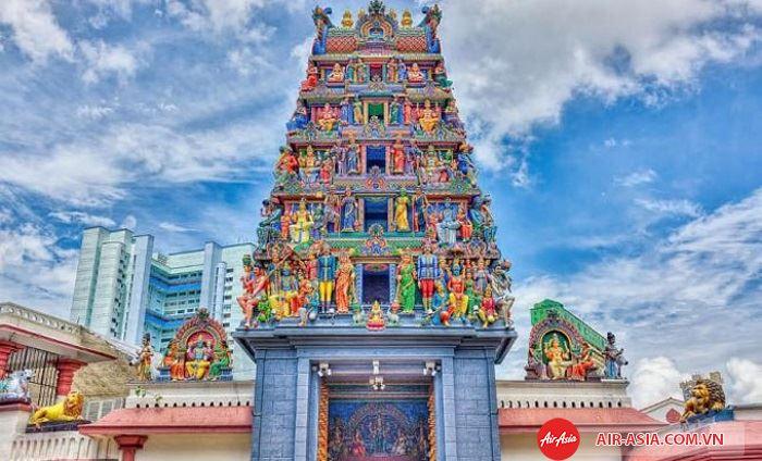 Ngôi đền Sri Kandaswamy Kovil