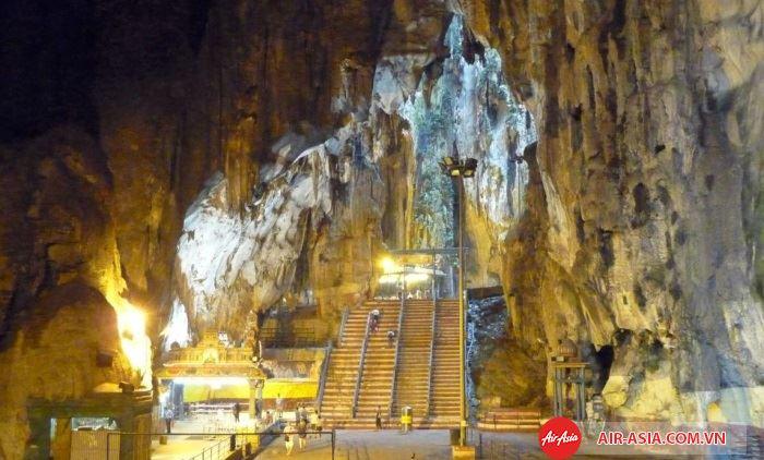 Đền Maran Murugan thờ vị thần Murugan