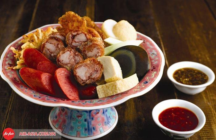 Nếm thử các món ngon nổi tiếng ở Malaysia