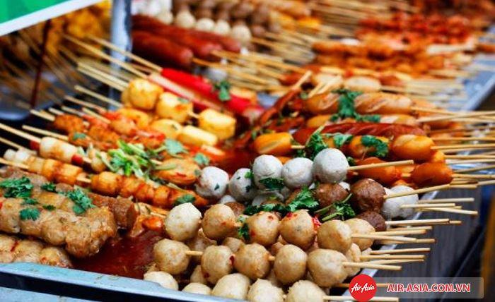 Phổ ẩm thực Ấn Độ trong khu Tiểu Ấn