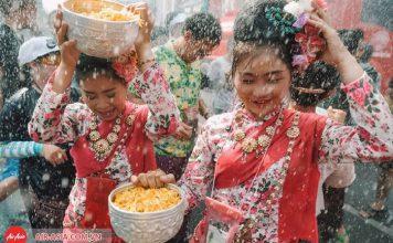 Những món ăn truyền thống ngày Tết Songkran Thái Lan