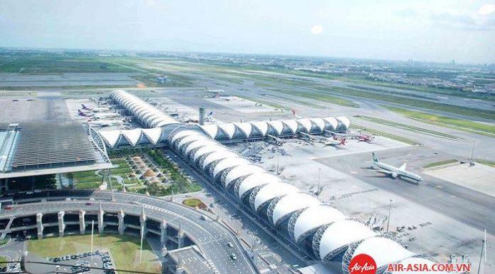 Sân bay quốc tế Suvarnabhumi
